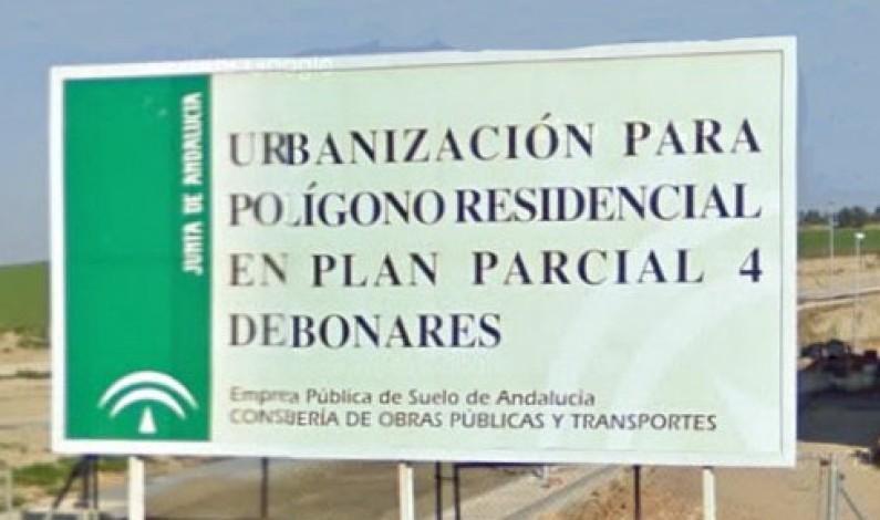 Sale a concurso suelo para levantar 70 viviendas VPO para Bonares.