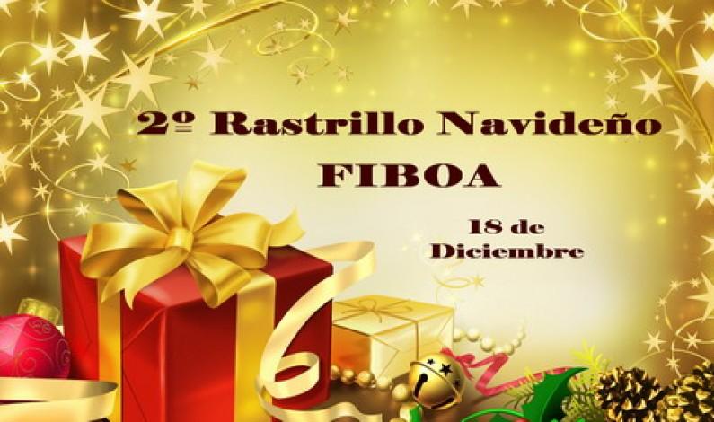 La Asociación de Fibromialgia celebra su 2º Rastrillo Navideño.
