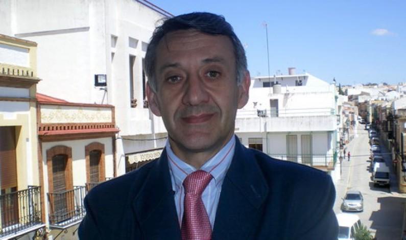 Juan Antonio García, proclamado de nuevo candidato por el PSOE a la alcaldía de Bonares.
