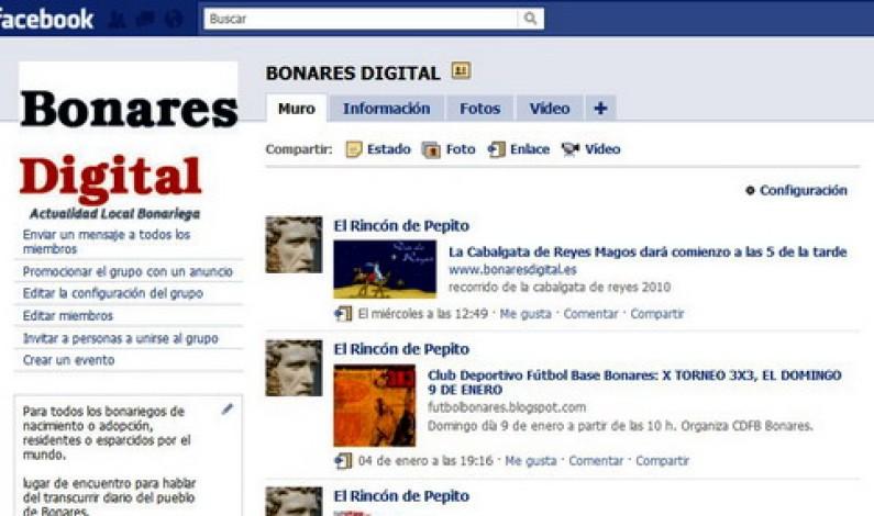 Siguenos en la Pagina Bonares Digital en Facebook.