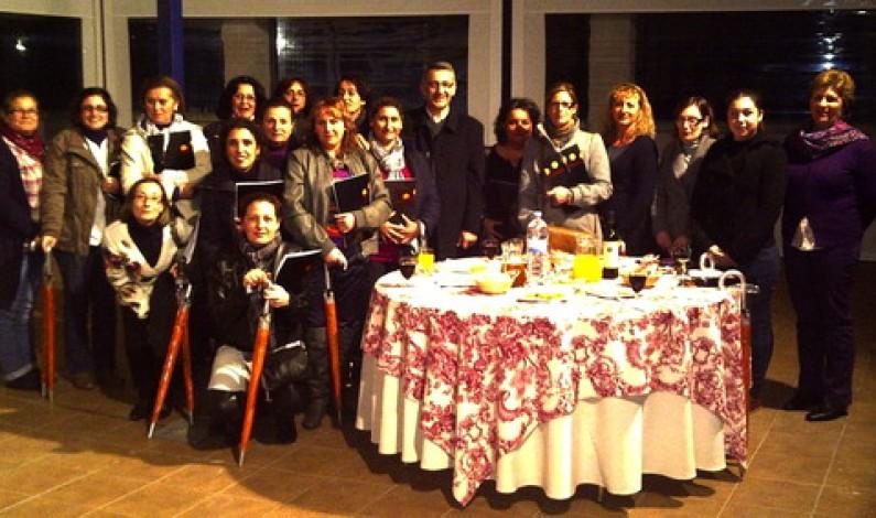 El trabajo de las auxiliares de ayuda a domicilio en el Condado de Huelva.