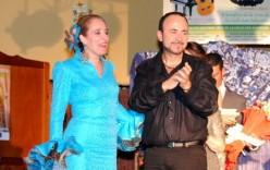 Éxito rotundo de la Gala Flamenca de la Calle San Sebastián.