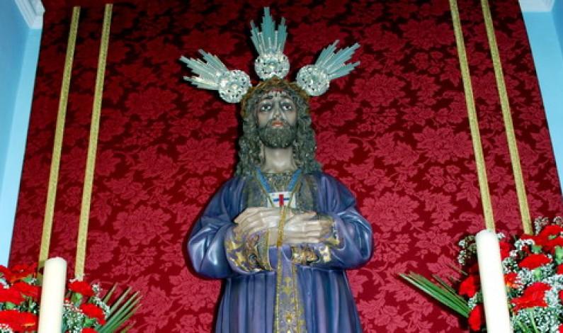 Semana Santa 2011, Solemne Vía-Crucis con la imagen del Cautivo.