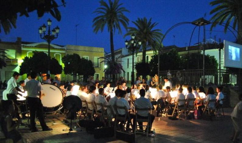Novedades en la Verbena de la Música en la Plaza de España.