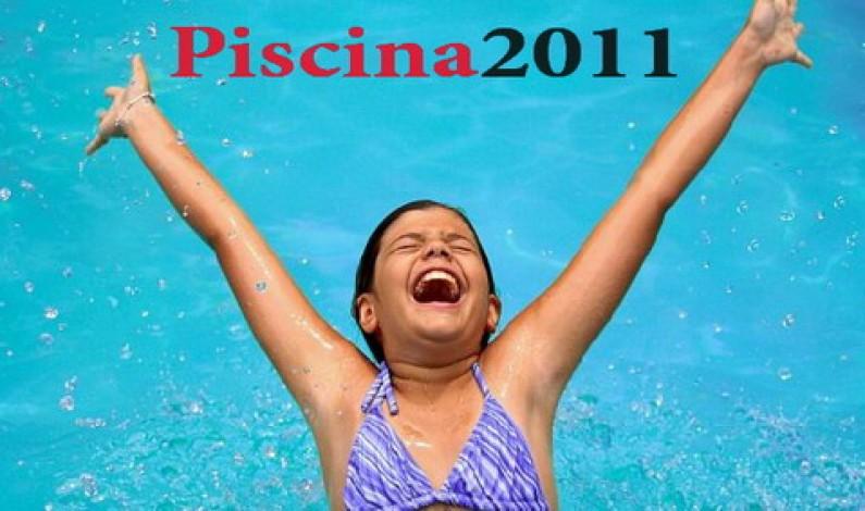 Piscina 2011, precios y horarios.