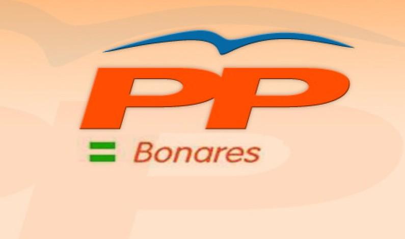 El PP-Bonares analiza los resultados de las Elecciones Municipales.