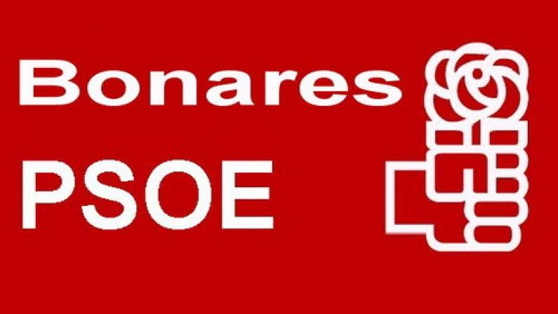 Nota de Prensa. El PSOE de Bonares informa sobre el Pleno del 29 de Septiembre