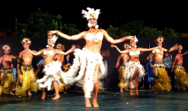 Bailes llenos de tradiciones y color.