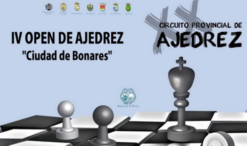 IV Open de Ajedrez 'Ciudad de Bonares'