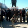Día de Peregrinación y Convivencia de Bonares en el Rocío.