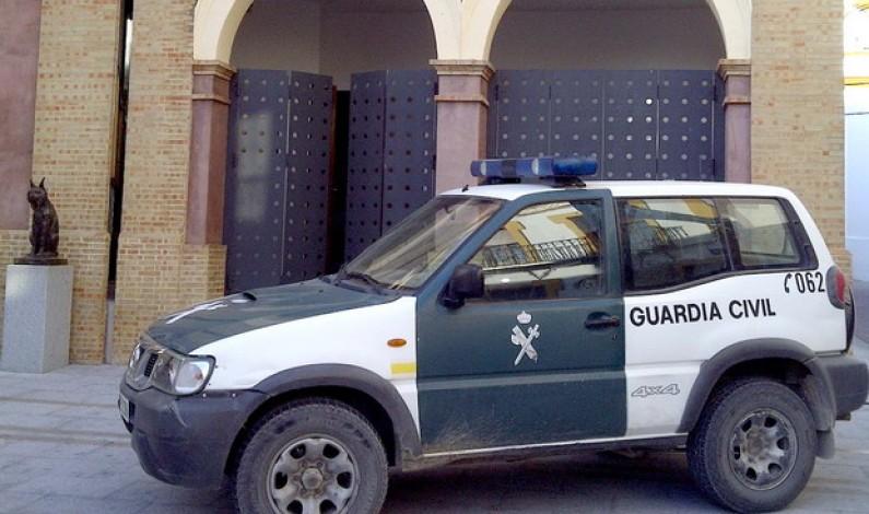 Tres detenidos por el robo de la pasada noche en el Ayuntamiento de Bonares.