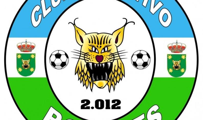 Presentación del nuevo Club Deportivo Bonares a la población.