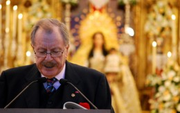 Emotivo Pregón a Santa María Salomé.