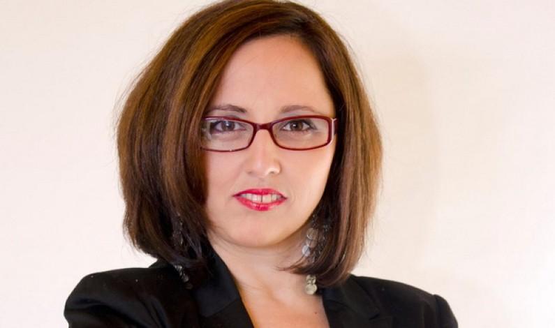 Nuria Contreras ganadora del concurso de Carteles Para las Fiestas Patronales 2012.