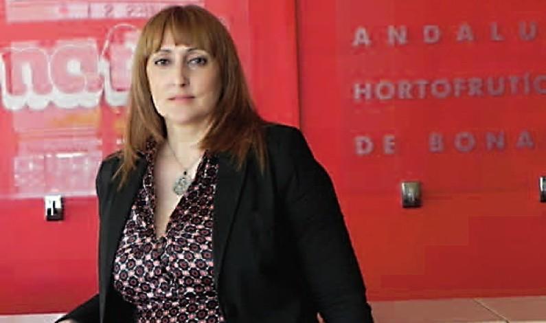 """Rocío Carrasco, administrativa de Bonafru, """"Toda la vida dedicada a la cooperativa"""""""
