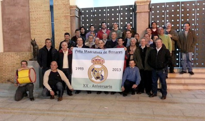 XX Aniversario de la Peña Madridista de Bonares.