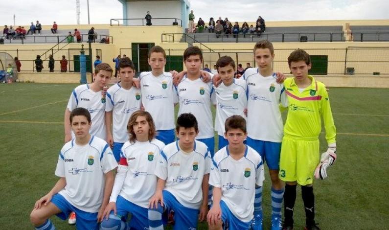 Espectacular temporada la que está haciendo el equipo Infantil del C.D.F.B. de Bonares.