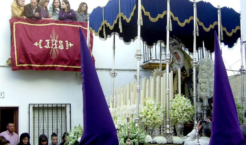 NTRA. SRA. DE LOS DOLORES procecionará el próximo día 15 por las calles de Bonares.