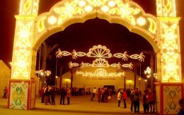 Programación de las Fiestas Patronales de Bonares 2013.