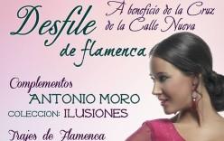 Gala Musical y Pase de Moda Flamenca a beneficio de la Cruz de la Calle Nueva.