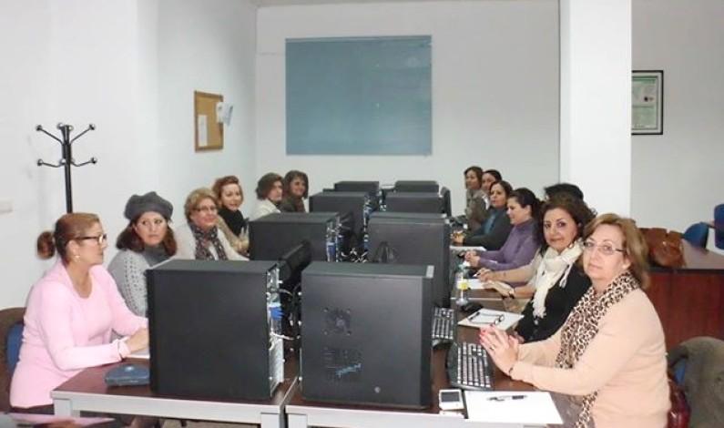 Coopinte de Bonares colabora con asociaciones de mujeres en el proyecto Mujer 2.0