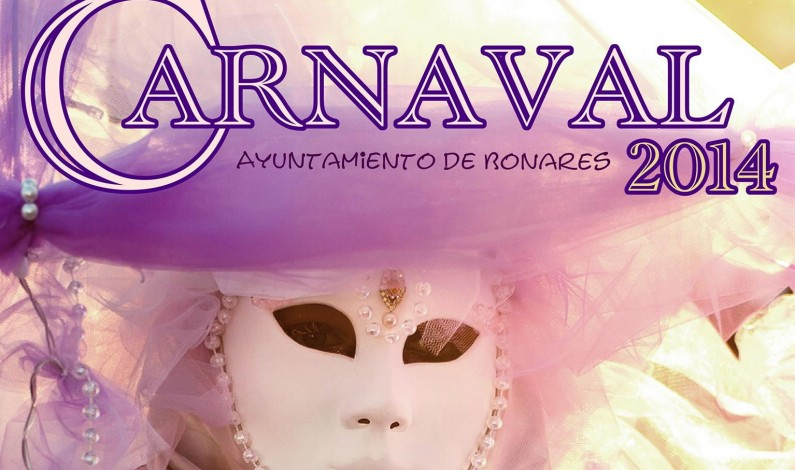 Carnaval de Bonares 2014, programación.