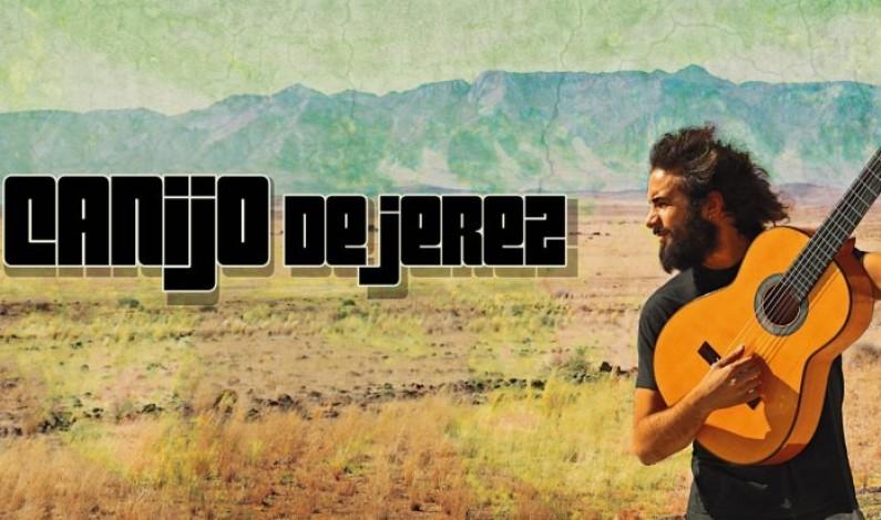 El Canijo de Jerez en concierto esta noche en el Corchito de Bonares.