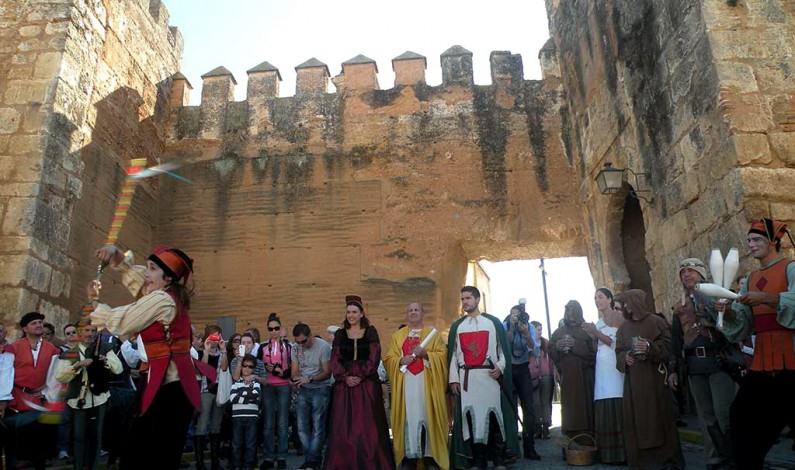 Este fin de semana la Feria Medieval de Niebla 2014.