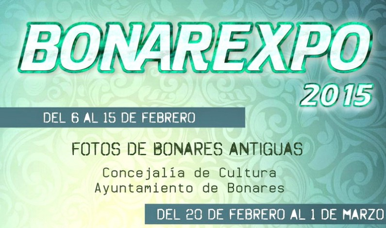 El próximo viernes 6 de febrero abre sus puertas BONAREXPO 2015.
