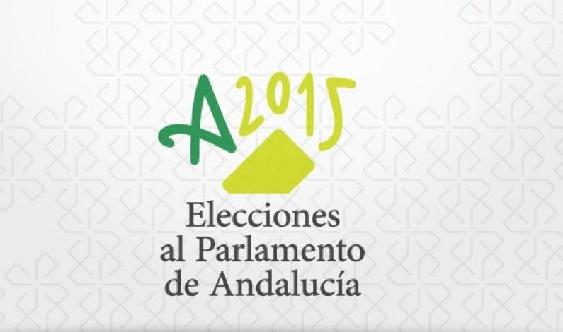 Resultados definitivos en Bonares de las elecciones andaluzas 2015.