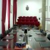 El Ayuntamiento de Bonares acoge este jueves un pleno extraordinario para pedir la reprobación de su alcalde.