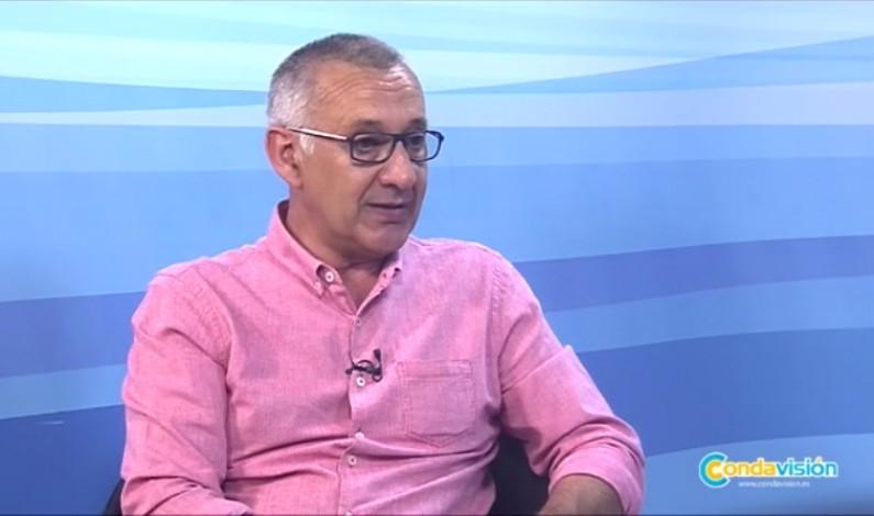 Juan Antonio García apuesta por la buena gestión, la cercanía y transparencia