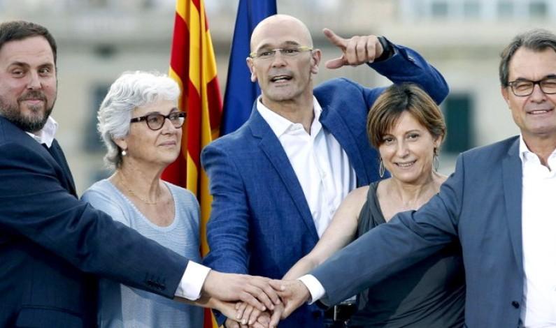 Elecciones en Cataluña.