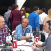 Entrevista de Radio Rociana a Bonares Digital y Bonares Actual en las Fiestas Patronales.
