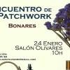 Encuentro de Patchwork  en Bonares.