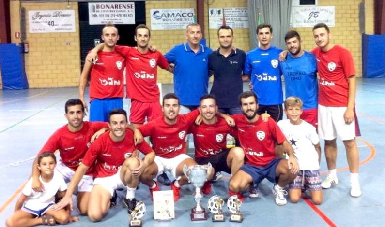 Bar Puli se hace con el Campeonato de Verano de Fútbol Sala.