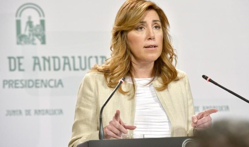 El Ayuntamiento de Lucena declara personas 'non grata' a Susana Díaz y al consejero de Medio Ambiente.