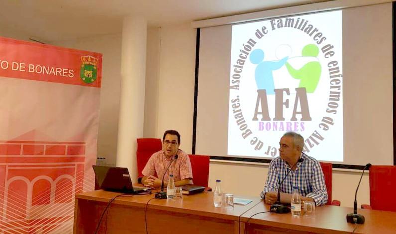 La atención al Alzheimer y otras demencias en Bonares.