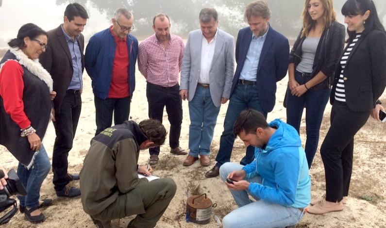 Comienza la clausura de pozos en la cuenca hidrográfica Tinto-Odiel-Piedras.