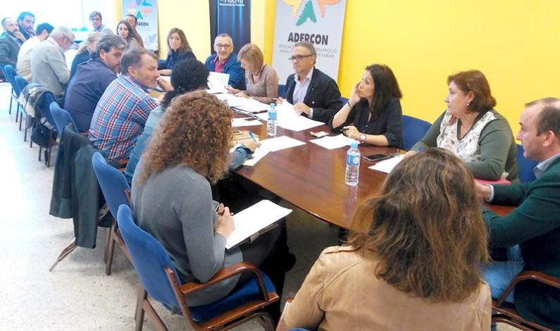 La Mancomunidad Condado de Huelva aprueba su presupuesto para 2017, que asciende a más de 450.000 euros.
