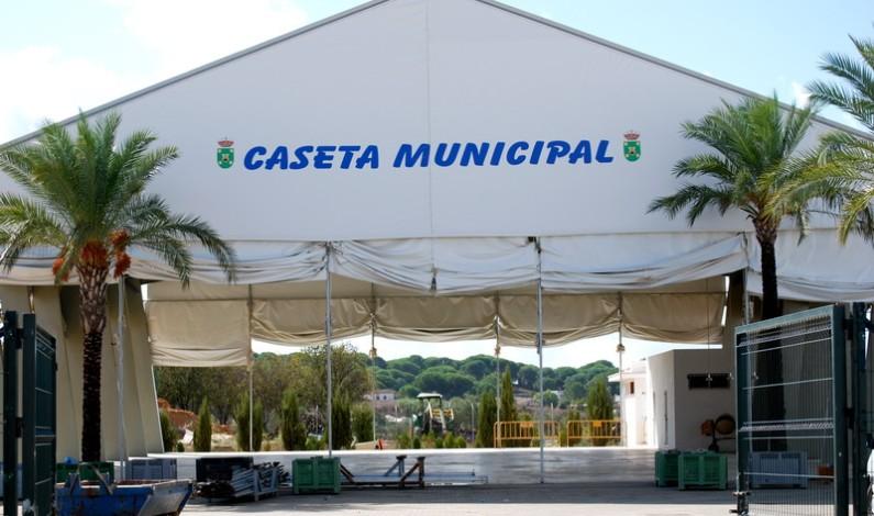 La Carpa del Recinto Ferial, acogerá La IV edición de la Feria de Muestras de Bonares.