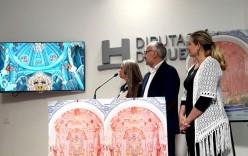 Diputación acoge la presentación de las Cruces de Mayo de Bonares 2017.