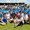 ASNIA celebra un día de convivencia en la Piscina Municipal de Bonares.