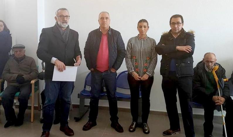 I Jornadas Puertas Abiertas talleres de estimulación cognitiva AFA Bonares.