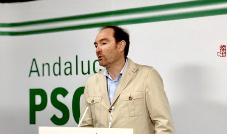 El PSOE de Huelva condena enérgicamente la actitud violenta y agresiva de un grupo de agricultores.