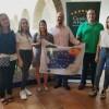 Palermo recibe a siete jóvenes Erasmus del Condado de Huelva