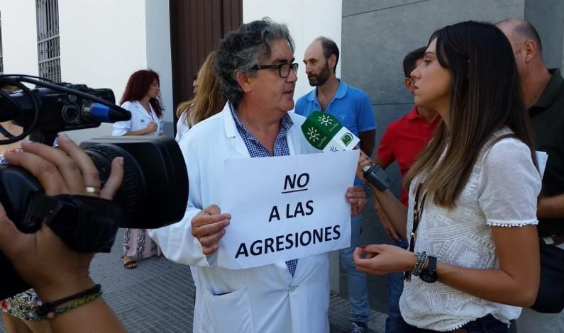Detenido en Bonares el supuesto agresor a un celador del centro de salud.
