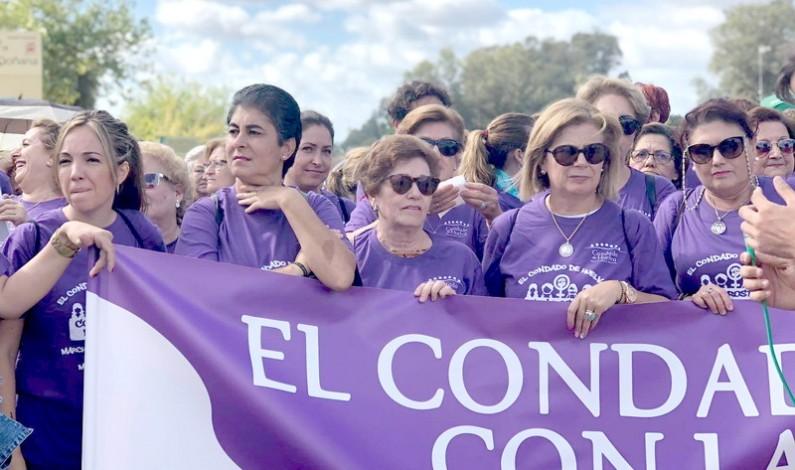 Las mujeres del Condado celebran el Día Internacional de las Mujeres Rurales.