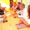 La Plataforma traslada a Ciudadanos (Cs) la importancia de agilizar el trasvase al Condado