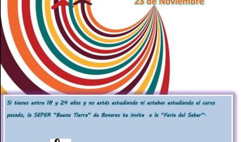 """""""Feria del saber"""""""